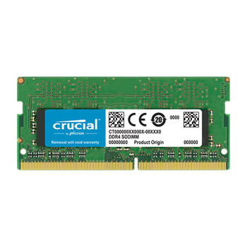 Image for Crucial 16GB (1x 16GB) DDR4 2666MHz SODIMM Memory AusPCMarket