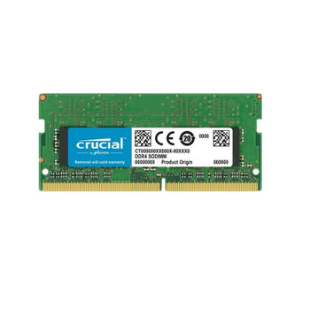 Crucial 16GB (1x 16GB) DDR4 3200MHz SODIMM Memory Main Product Image