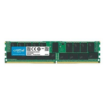 Image for Crucial 32GB (1x 32GB) DDR4 2666 MHz ECC Registered RDIMM Memory AusPCMarket