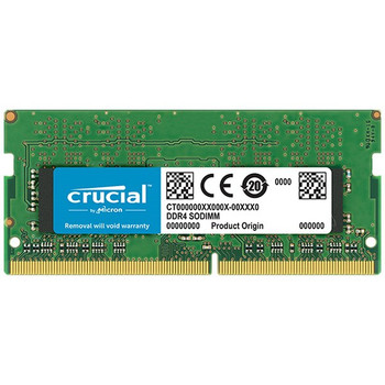 Image for Crucial 8GB (1x 8GB) DDR4 3200MHz SODIMM Memory AusPCMarket
