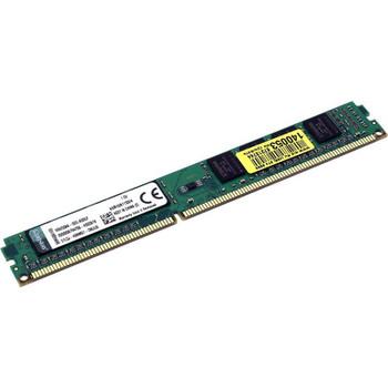 Kingston ValueRAM 4GB (1x 4GB) DDR3 1600MHz Memory Product Image 2