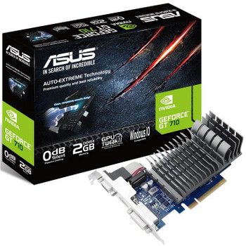 Image for Asus GeForce GT 710 2GB Silent Video Card AusPCMarket
