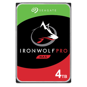 Image for Seagate ST4000NE001 4TB IronWolf Pro 3.5in SATA3 NAS Desktop Hard Drive AusPCMarket