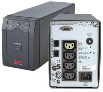 Image for APC SC420I Smart-UPS SC 420VA 230V AusPCMarket