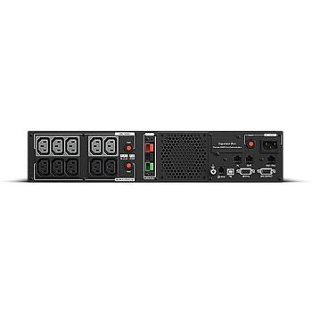CyberPower PR1500ERTXL2U Pro Rack 1500VA / 1500W Pure Sine Wave UPS Product Image 2