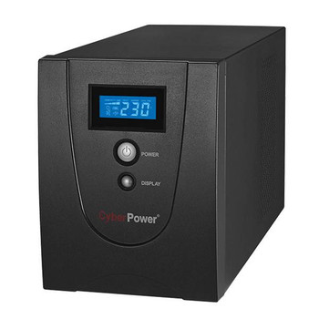 Image for CyberPower VALUE2200ELCD Value SOHO LCD 2200VA / 1320W Simulated Sine Wave UPS AusPCMarket