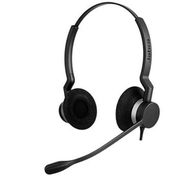 Jabra BIZ 2300 USB Duo Typ 82 E-STD Microsoft Control Headset Product Image 2