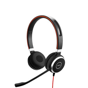 Image for Jabra Evolve 40 MS StereoHD Audio Microsoft certified Headset AusPCMarket