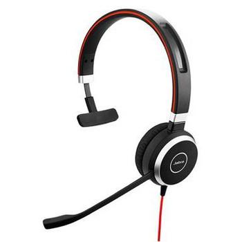 Jabra Evolve 40 UC MonoHD Audio Headset Product Image 2