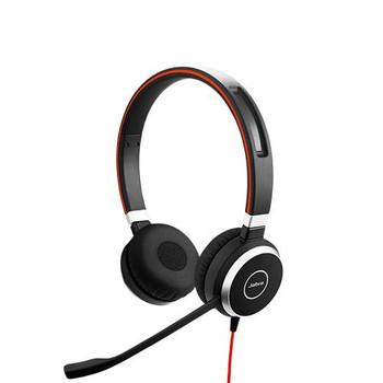 Image for Jabra Evolve 40 UC StereoHD Audio Headset AusPCMarket