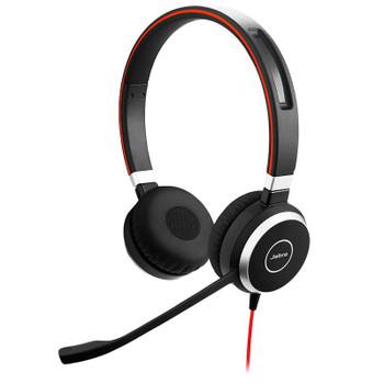 Image for Jabra EVOLVE 40 USB-C UC Stereo Headset AusPCMarket