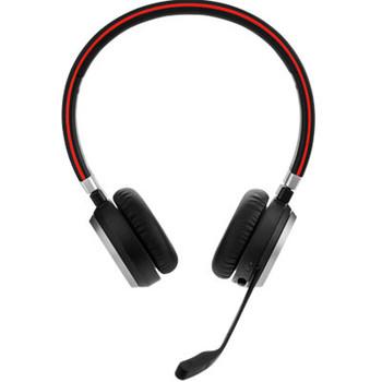 Jabra EVOLVE 65 UC StereoHD Headset Product Image 2