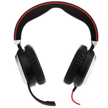 Image for Jabra EVOLVE 80 UC Stereo Microsoft Certified Headset AusPCMarket