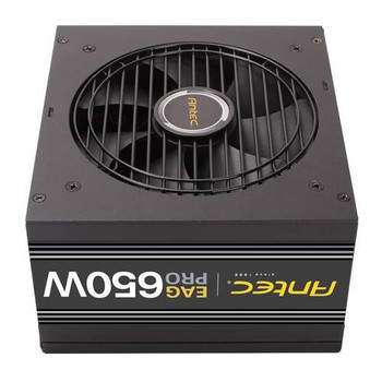 Antec EarthWatts EA650G Pro 650W 80 Plus Gold Semi-Modular Gaming Power Supply Product Image 2
