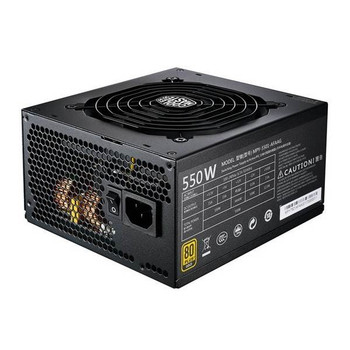 Image for Cooler Master MWE 550W Gold Fully Modular Power Supply AusPCMarket