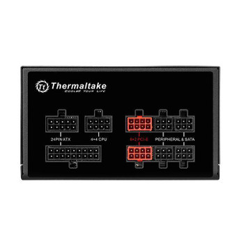 Thermaltake Toughpower Grand Sync RGB 80+ Gold 750W Fully Modular Power Supply Product Image 2