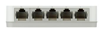 D-Link DGS-1005A 5-Port Gigabit Desktop Switch Product Image 2
