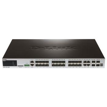 Image for D-Link DGS-3420-28SC 28-Port SFP Xstack Layer 2 AusPCMarket