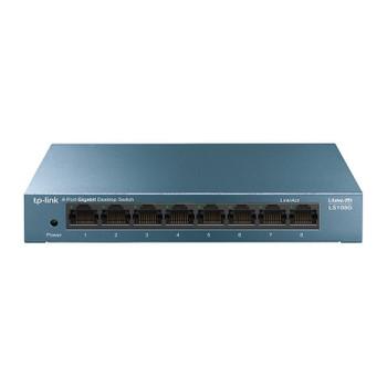 Image for TP-Link LiteWave LS108G 8-Port Gigabit Unmanaged Desktop Switch AusPCMarket