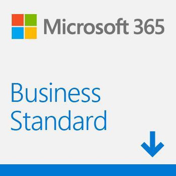 Product image for Microsoft Office 365 2019 Business Standard 1 Year Licence - Digital Download AusPCMarket