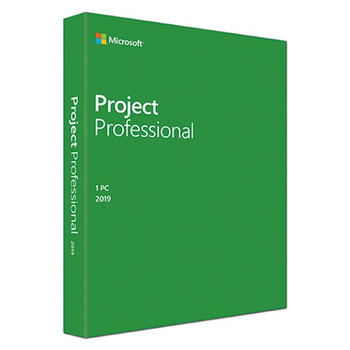Image for Microsoft Project Professional 2019 - Digital Download AusPCMarket