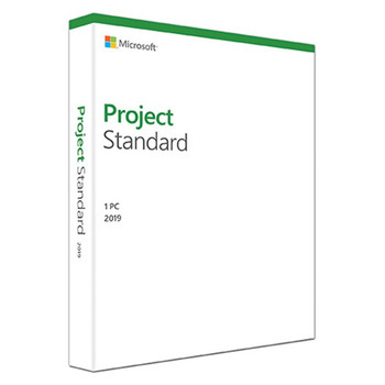 Image for Microsoft Project Standard 2019 - Digital Download AusPCMarket
