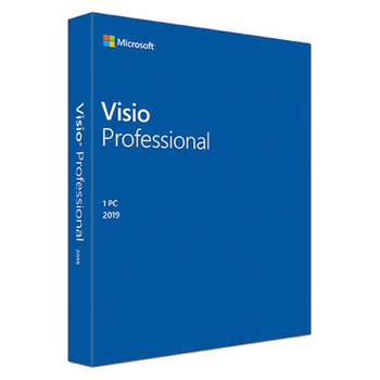 Image for Microsoft Visio Professional 2019 - Digital Download AusPCMarket