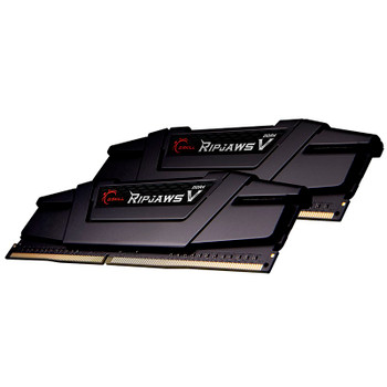 G.Skill Ripjaws V 32GB (4x 8GB) DDR4 4000MHz Memory - Black Product Image 2