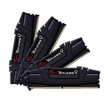 Image for G.Skill Ripjaws V 64GB (4x 16GB) DDR4 3600MHz Memory - Black AusPCMarket