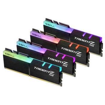 Image for G.Skill Trident Z RGB 64GB (4x 16GB) DDR4 CL18 3600MHz Memory AusPCMarket