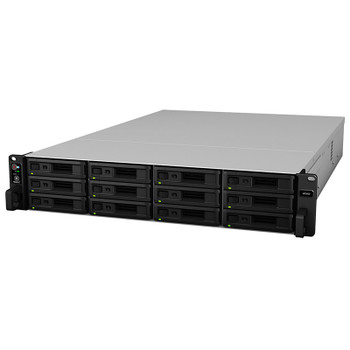 Image for Synology UC3200 12-Bay Diskless NAS Quad-Core CPU 8GB RAM AusPCMarket