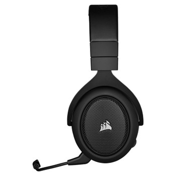 Corsair HS70 PRO 7.1 Surround Wireless Gaming Headset - Carbon Product Image 2
