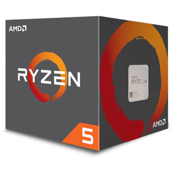 Image for AMD Ryzen 5 2600 6 Core Socket AM4 3.4GHz CPU Processor + Wraith Stealth Cooler AusPCMarket