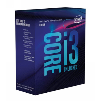 Image for Intel Core i3 8350K Quad Core LGA 1151-2 4.00 GHz Unlocked CPU Processor AusPCMarket