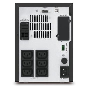 APC SMV1000CAI Easy UPS SMV 1000VA 230V 700W LCD Product Image 2