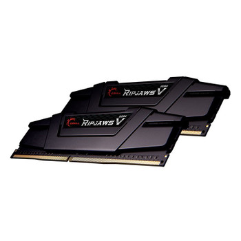 Image for G.Skill Ripjaws V 64GB (2x 32GB) DDR4 2666MHz CL18 Memory - Black AusPCMarket