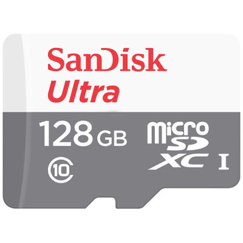 Image for SanDisk 128GB Ultra SDXC UHS-I Memory Card - 80MB/s AusPCMarket