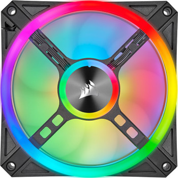 Corsair iCUE QL120 RGB 120mm PWM Single Fan Product Image 2