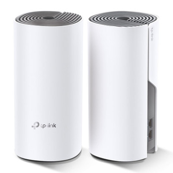 TP-Link Deco E4 AC1200 Whole Home Mesh Wi-Fi Router System - 2 Pack Product Image 2
