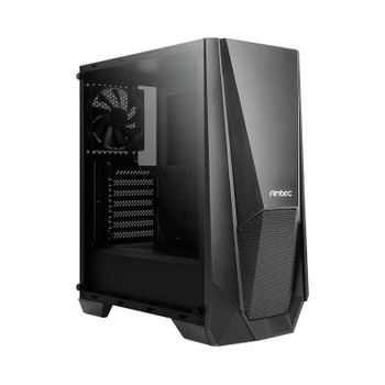 Antec NX310 RGB Tempered Glass Mid-Tower ATX Case - Black Product Image 2