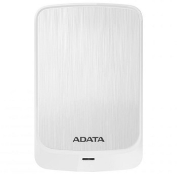Image for Adata HV320 1TB USB 3.0 Slim Portable External Hard Drive - White AusPCMarket