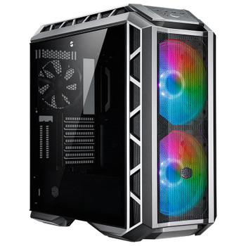 Image for Cooler Master Mastercase H500P ARGB Mesh TG Mid-Tower ATX Case - Black AusPCMarket