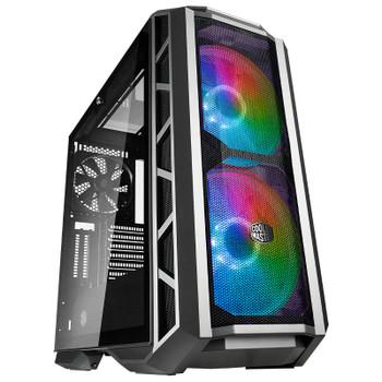 Cooler Master Mastercase H500P ARGB Mesh TG Mid-Tower ATX Case - Black Product Image 2