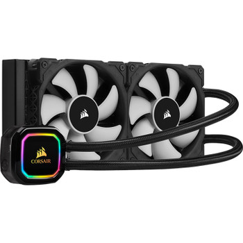 Image for Corsair iCUE H100i RGB PRO XT 240mm Liquid CPU Cooler AusPCMarket