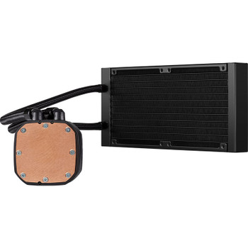 Corsair iCUE H100i RGB PRO XT 240mm Liquid CPU Cooler Product Image 2