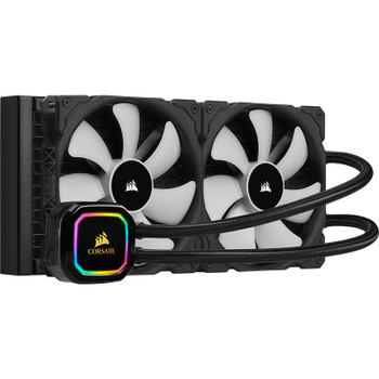 Image for Corsair iCUE H115i RGB PRO XT 280mm Liquid CPU Cooler AusPCMarket