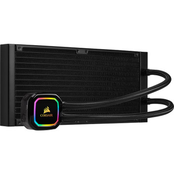 Corsair iCUE H115i RGB PRO XT 280mm Liquid CPU Cooler Product Image 2