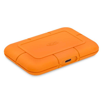 LaCie 1TB Rugged USB 3.1 Gen 2 Type-C Portable External SSD Product Image 2
