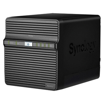 Image for Synology DiskStation DS420j 4-Bay 3.5in Diskless NAS Quad Core CPU 1GB RAM AusPCMarket