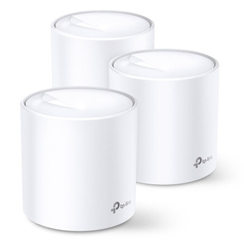 Image for TP-Link Deco X60 AX3000 Whole Home Mesh Wi-Fi System - 3-Pack AusPCMarket